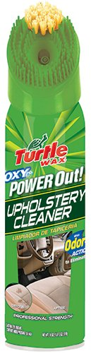 Turtle Wax 244R1 Power Out Carpet Cleaner Odor Eliminator – 18 oz