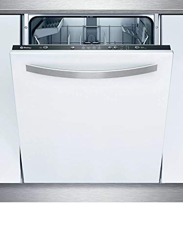 Balay 3VF306NA lavavajilla Totalmente integrado 13 cubiertos A++ - Lavavajillas (Totalmente integrado, Tamaño completo (60 cm), Blanco, Negro, Acero inoxidable, Botones)