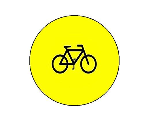 Bike Retro Design Button Pinback Button Pin 1.25'