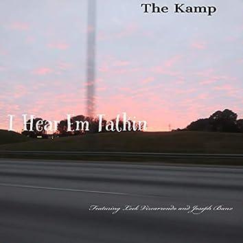 I Hear Em Talkin (feat. Joseph Banx & Leek Vizcarrondo)