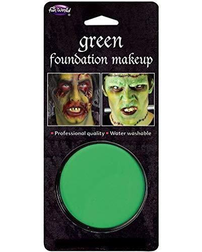 Horror-Shop Grünes Make-up