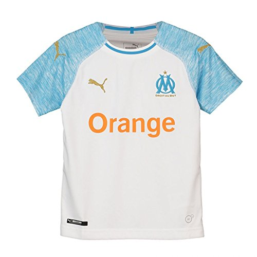 Puma Olympique Marseille Jersey Youth 2018/2019