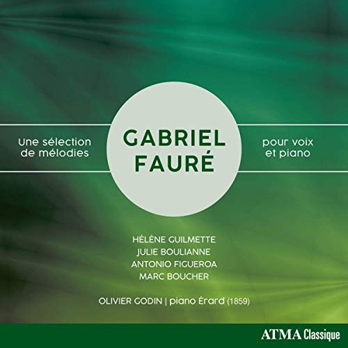 A Selection of Melodies for Voice and Piano|une Sé