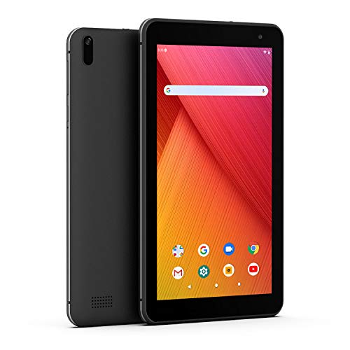 tablet android 7 pollici Tablet 7-Pollici Android 9.0 WiFi- Winnovo 2GB RAM 32GB ROM Quad Core MT8163 IPS Display Bluetooth 4.0 Dual Camera GPS FM Certificato Google (Nero)
