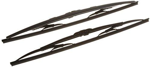 Bosch Balais d'Essuie-Glace Conventionnel Super Plus Spoiler Sp19/19S, Longueur : 475mm/475mm − 1 Paire de Balais Avant