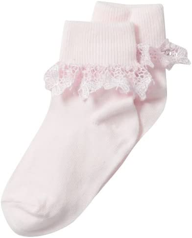 Country Kids Baby-Girls Newborn Butterfly Lace Sock