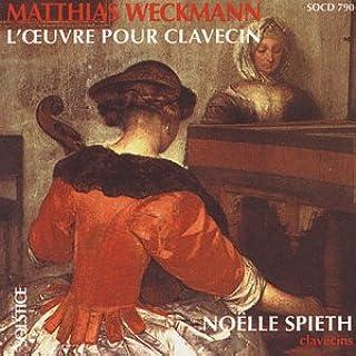 """Spieth,Noelle L"""" Oeuvre pour Clavecin"""