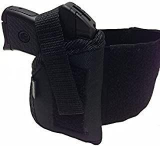 Pro-Tech Outdoors Ankle Holster for Ruger LCP.380 Kel-Tec P-32, P3AT