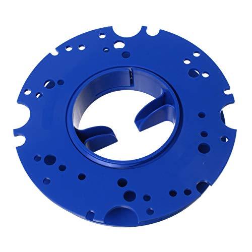 Viper (Nilfisk) VF99003A - Candado de Repuesto para Almohadillas de Gran Boca para DR150006, AS5160, AS510C, AS510B, AS430C, AS430B, Color Azul