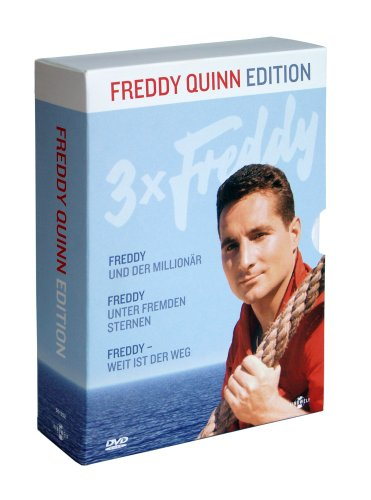 Freddy Quinn Edition [3 DVDs]