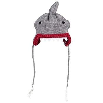 cat shark hat