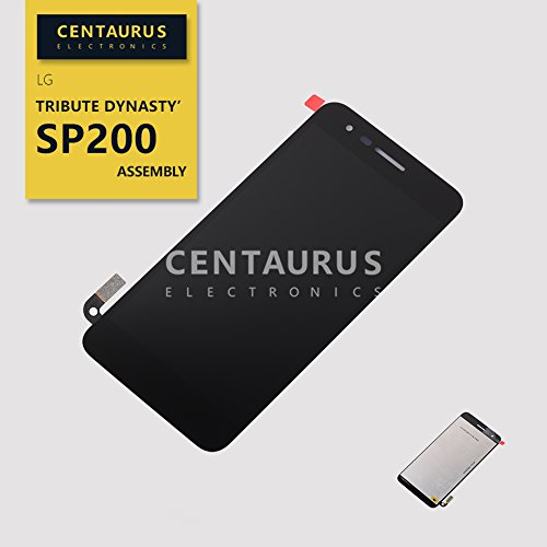 CENTAURUS Replacement for LG Aristo 2 X210 / SP200 Tribute Dynasty / K8 2018 / Zone 4 X210V / Fortune 2 / Risio 3 Assembly LCD Display Touch Screen Digitizer Repair
