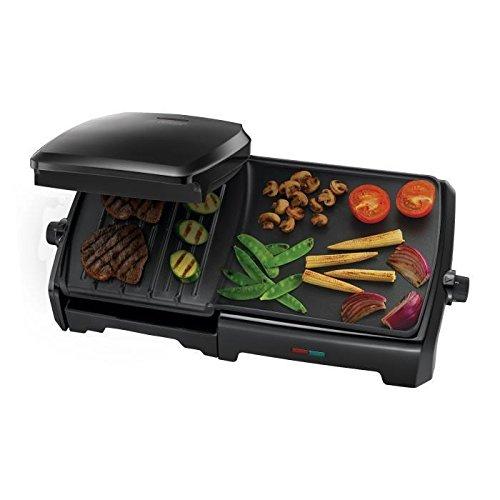 Russell Hobbs 23450–56–Barbecue (1800W, Grill de contact, électrique, 10personnes (s), 2année (s), ce)