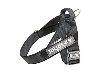 Julius-K9 Harnais Idc-Belt Pour Chien, Noir, Taille 1 Pour Chien Idc-Belt Noir Taille Xs
