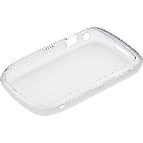 BlackBerry ACC-38547-202 Soft Shell Case für Curve 9300 transparent