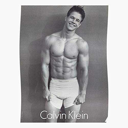 QUYNHHOZ Calvn Men Klien Mark Wahlberg Abs Hot Underwear Model Marky The Most Impressive and Stylish Indoor Decoration Poster Available Trending Now