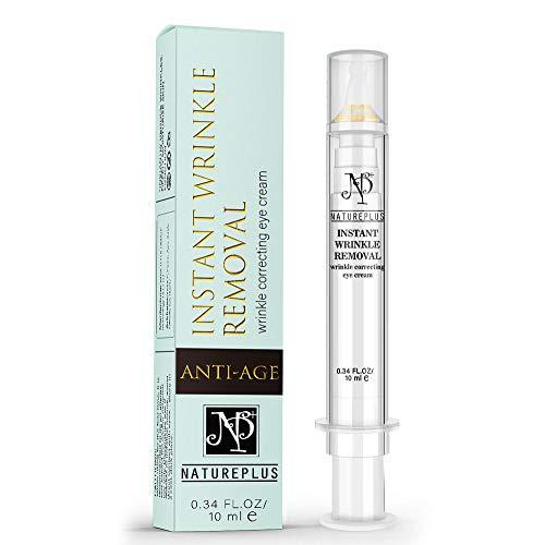 Eye Cream, ALSTEN Rapid Reduction Under Eye Cream for Dark Circles and Puffiness, Anti Aging, Dark Circles and Wrinkles-10ML (0.34FL.OZ)