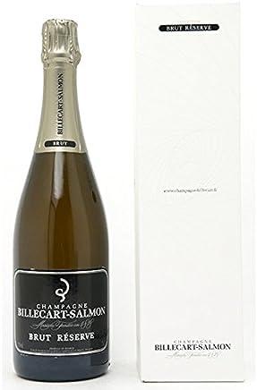 ブリュット レゼルヴ 750ml 箱付 並行品 ビルカール サルモン 白 シャンパン コク辛口 ((VABS35Z0))