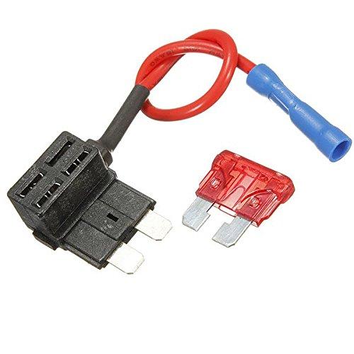 C-FUNN Standard ATO ATC Mini Micro Lame Robinet Porte-Fusible Piggy Retour Voiture-Micro
