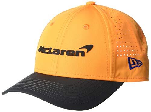 Fuel for Formula 1 McLaren F1 Team Unisex Kids 2020 Team 9FORTY Cap, Orange,...
