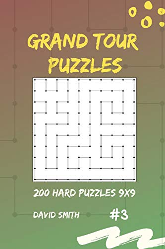 Grand Tour Puzzles - 200 Hard Puzzles 9x9 vol.3