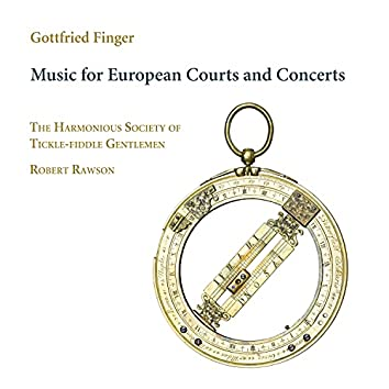 Music for European Courts and Concerts
