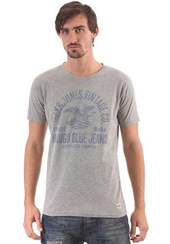 Jack & Jones Indigo Blues Camiseta para Hombre