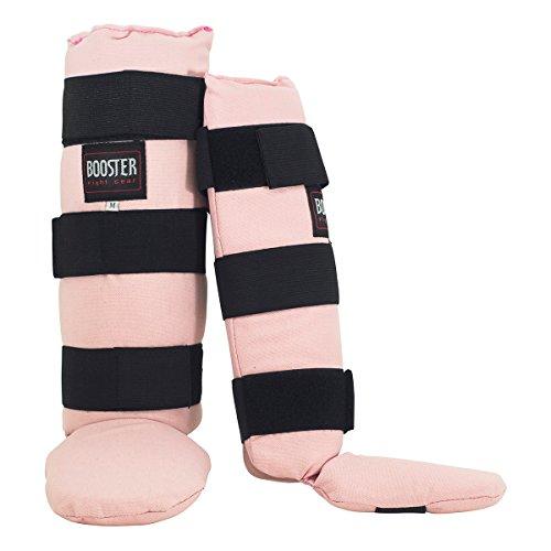 Booster Schienbeinschoner, Kinder, BTSG-2, pink Größe XXS