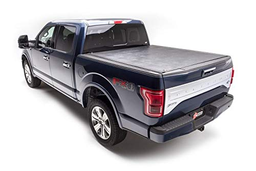 BAK Revolver X2 Hard Rolling Truck Bed Tonneau Cover | 39329 | Fits 2015-20 Ford F150 5'6' Bed