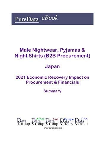 Male Nightwear, Pyjamas & Night Shirts (B2B Procurement) Japan Summary: 2021 Economic Recovery Impact on Revenues & Financials (English Edition)