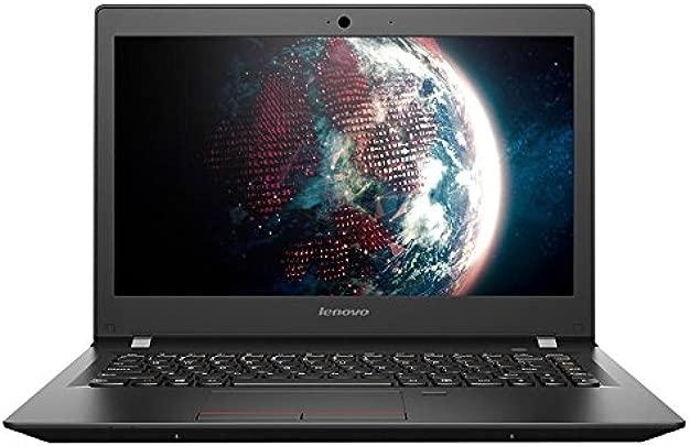 Lenovo 80MX0109GE LED Laptop Intel core i5 500 HDD 8GB  Intel HD Graphics 520 VGA HDMI  USB 3 0  Card Reader  SD-Card Slot Windows 10 Pro schwarz