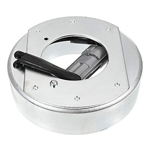 SHOUNAO 12V AC Compresor Embrague magnético de la Bobina Aire Acondicionado en Forma for el CVC Opel Astra Zafira Meriva/Delphi R134a