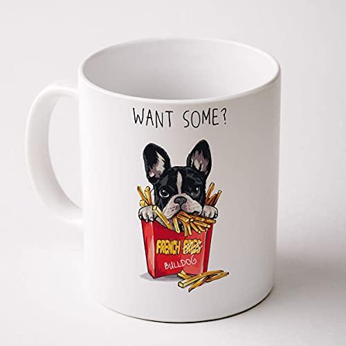 Want Some French Bulldog Coffee Mug-mug Gift Box Bulk-pharmacist Mug Gift-gift Travel Mug-travel Mug Gift Set