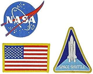 Nasa Space Badges