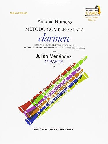 Método completo para clarinete