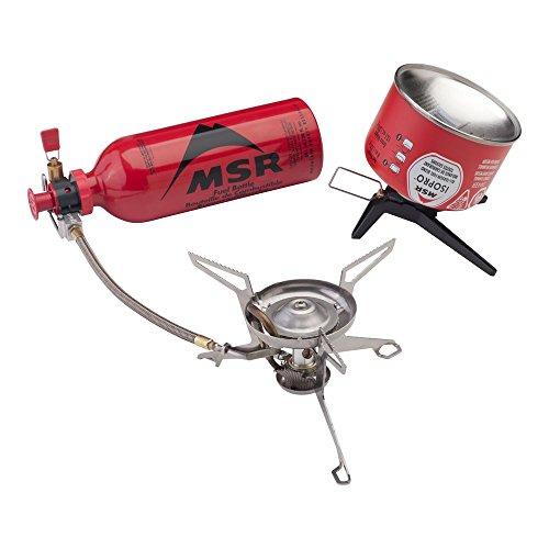MSR WhisperLite Universal Combo réchaud gaz
