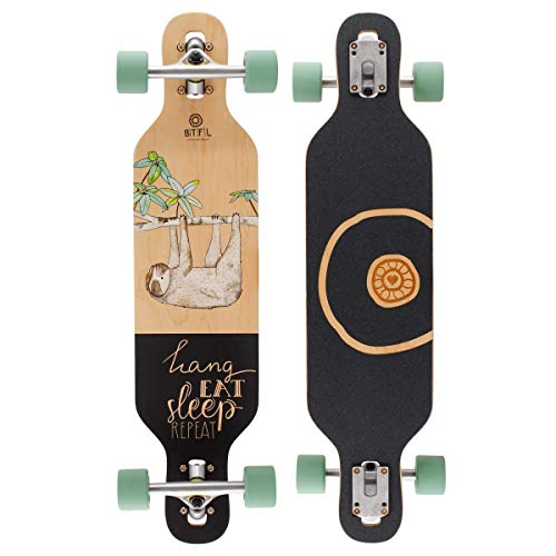 BTFL Kinder Longboards - Maya & Priscilla - Drop-Through (BTFL Priscilla)