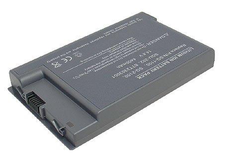 Compatible pour Acer TravelMate 6000/660/8000/800 SQ-2100 Batterie