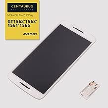 Assembly Replacement for Motorola Droid Maxx 2 XT1565/Moto X Play XT1561 XT1562 XT1563 XT1564 5.5