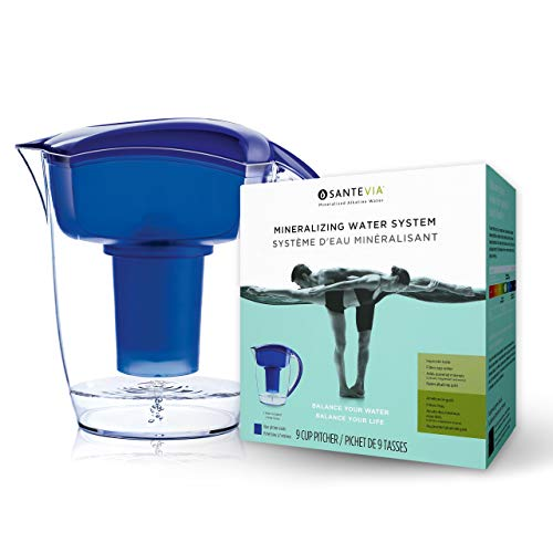 Santevia Classic Water Filter Pitcher