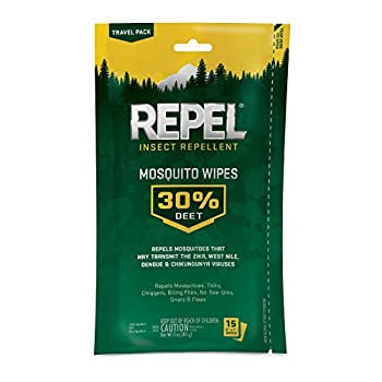 no-see-ums repellent wipes: photo
