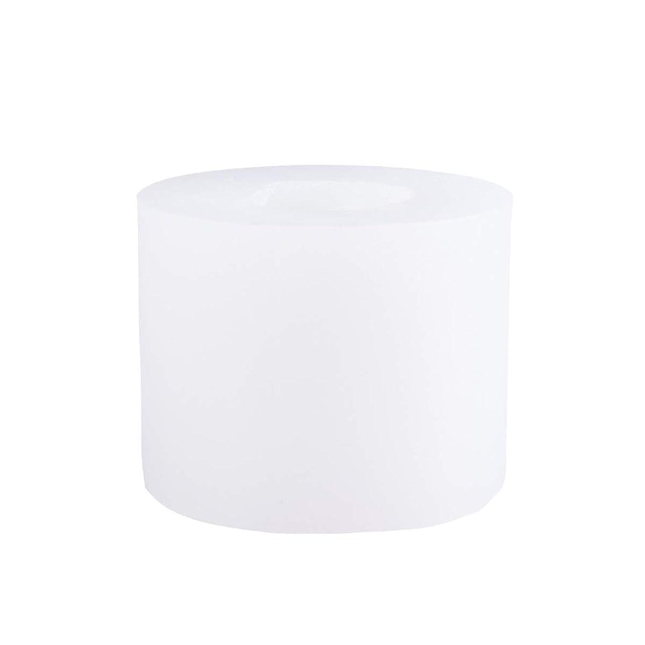 淡いリボン切手SUPVOX 3Dシリコーンの蝋燭型DIYの工芸品型フォンダンケーキ型
