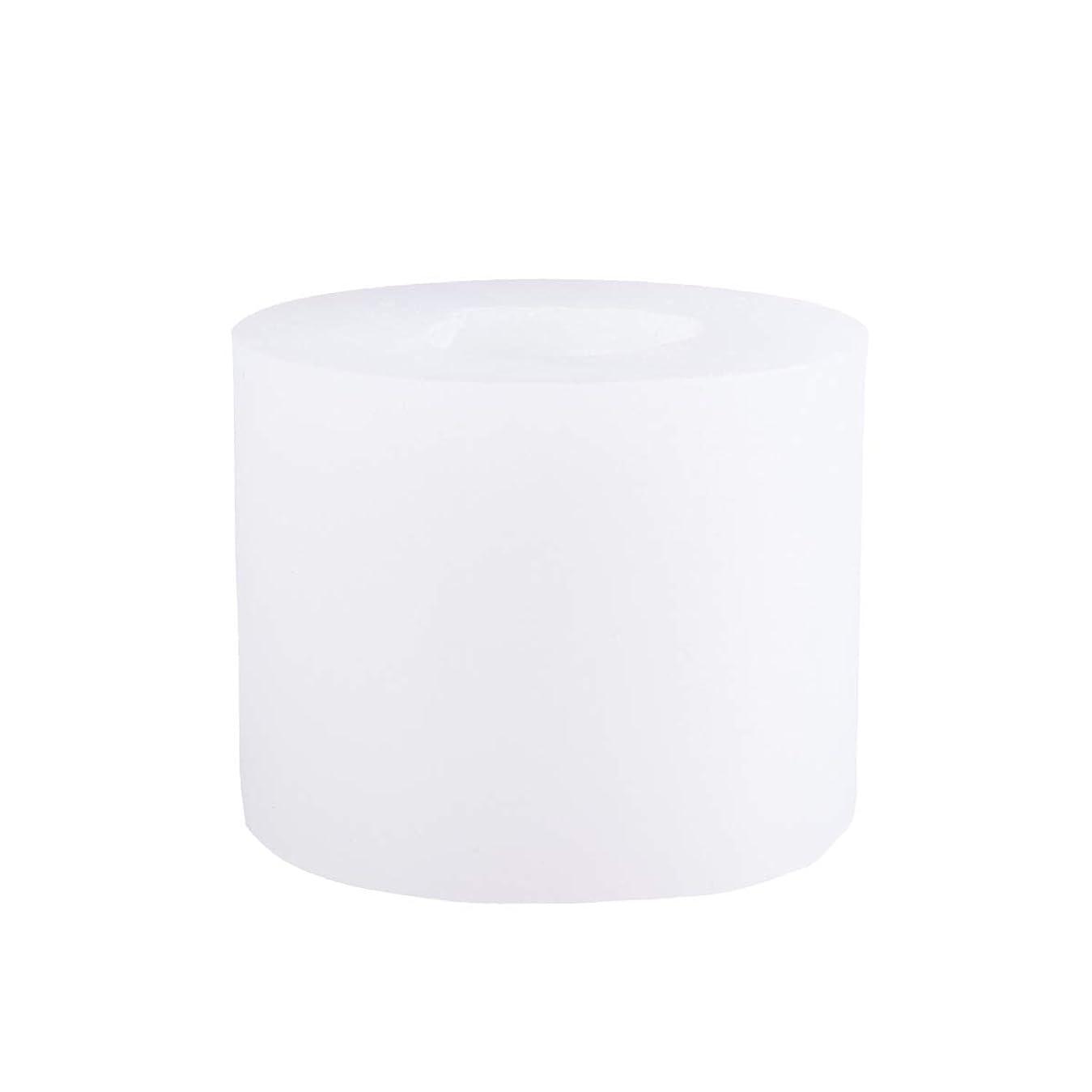 ブランド賭け軽くSUPVOX 3Dシリコーンの香料入りの蝋燭型DIYの技術はフォンダンケーキ型を形成します