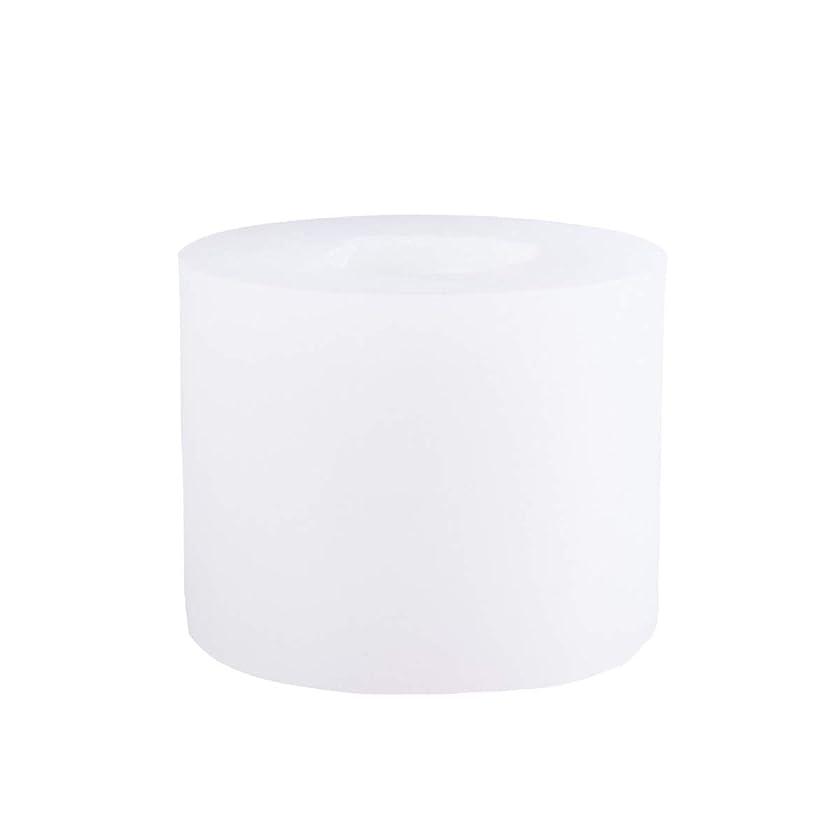 帝国主義テレビ検体SUPVOX 3Dシリコーンの香料入りの蝋燭型DIYの技術はフォンダンケーキ型を形成します
