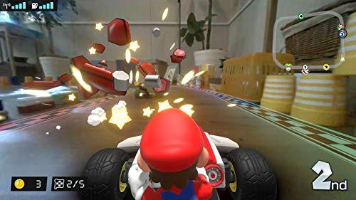 410Fal 6i6L - Mario Kart Live: Home Circuit -Mario Set - Nintendo Switch Mario Set Edition