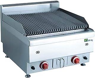 Grill Pierre de Lave au Gaz en Inox Gamme Top 650-14,4 kW - AFI Collin Lucy -