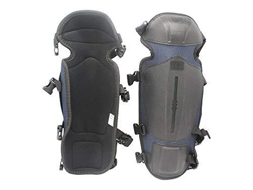 Secura Beinschutz Schienbeinschützer für Motorsensen, Freischneider, Motorsäge