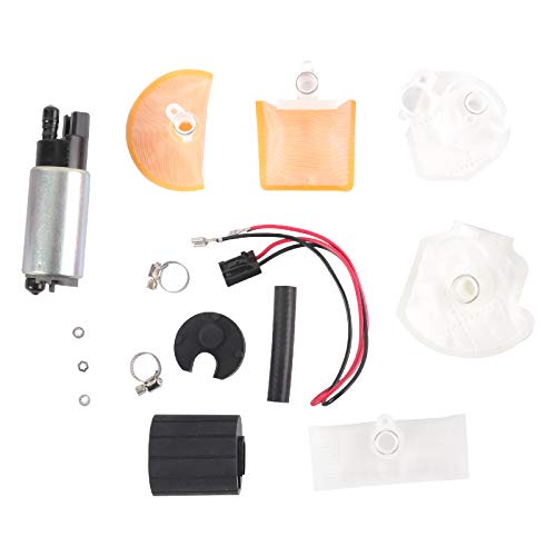 DOLKSN Electric Intank Fule Pump & Installation Kit Compatible with Multiple Models - Toyota Honda Chevy GMC Lincoln E8229 E2068 E8213 EFP382A