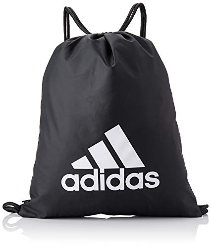 adidas Tiro Sacca Gym, Unisex – Adulto, Black/White, Tagia Unica