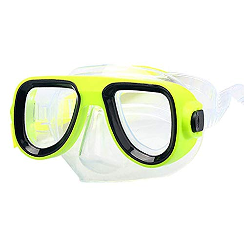 Gyratedream Kids duikbril masker adembuis schokbestendig anti-fog zwembril band snorkelen onderwateraccessoires set